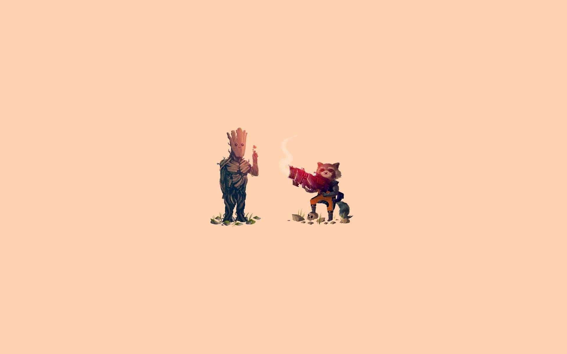 Download Baby Groot Wallpapers HD | Wallpaper Zone