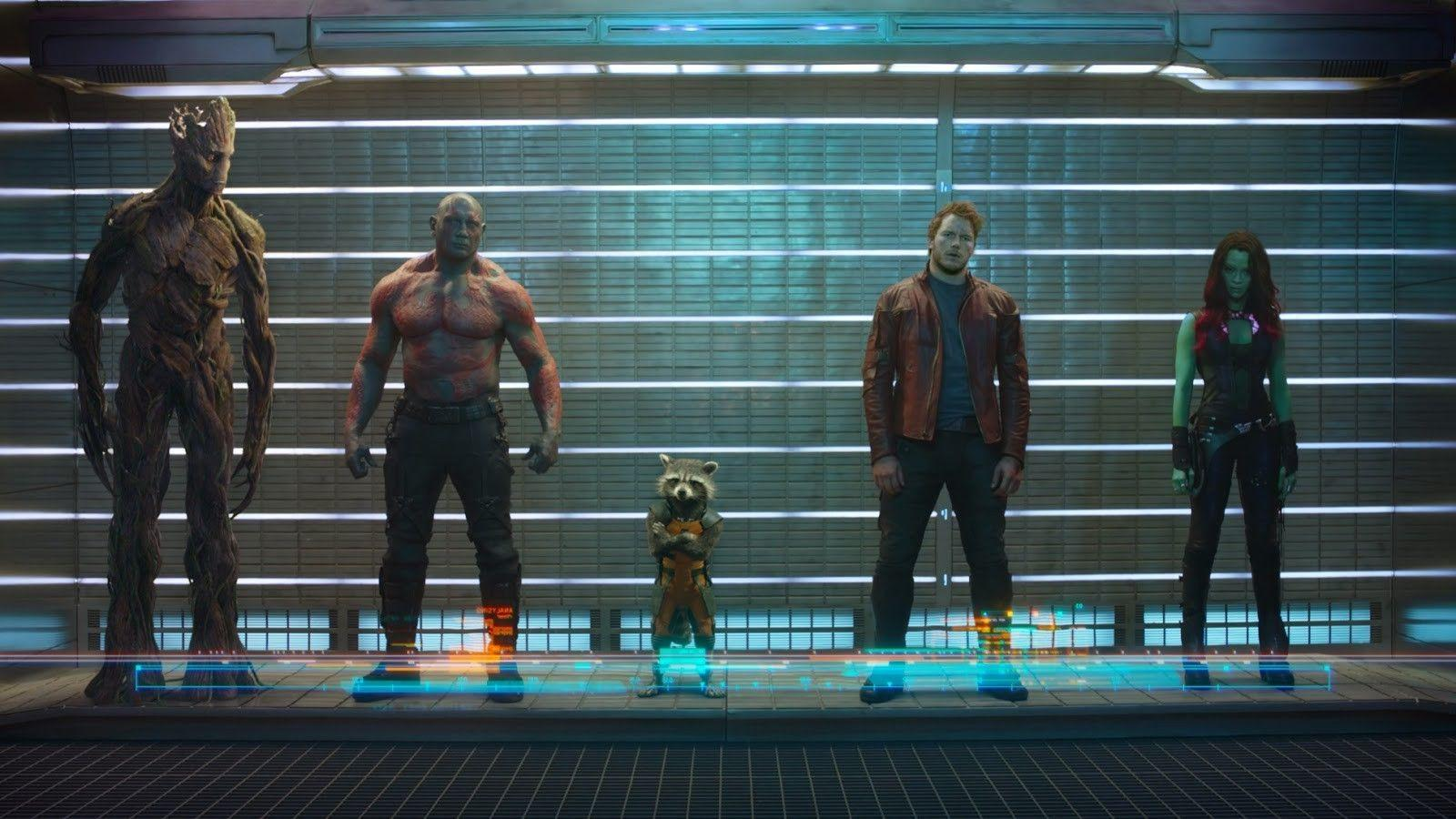 Guardians Of The Galaxy, Rocket Raccoon, Movies, The Groot ...