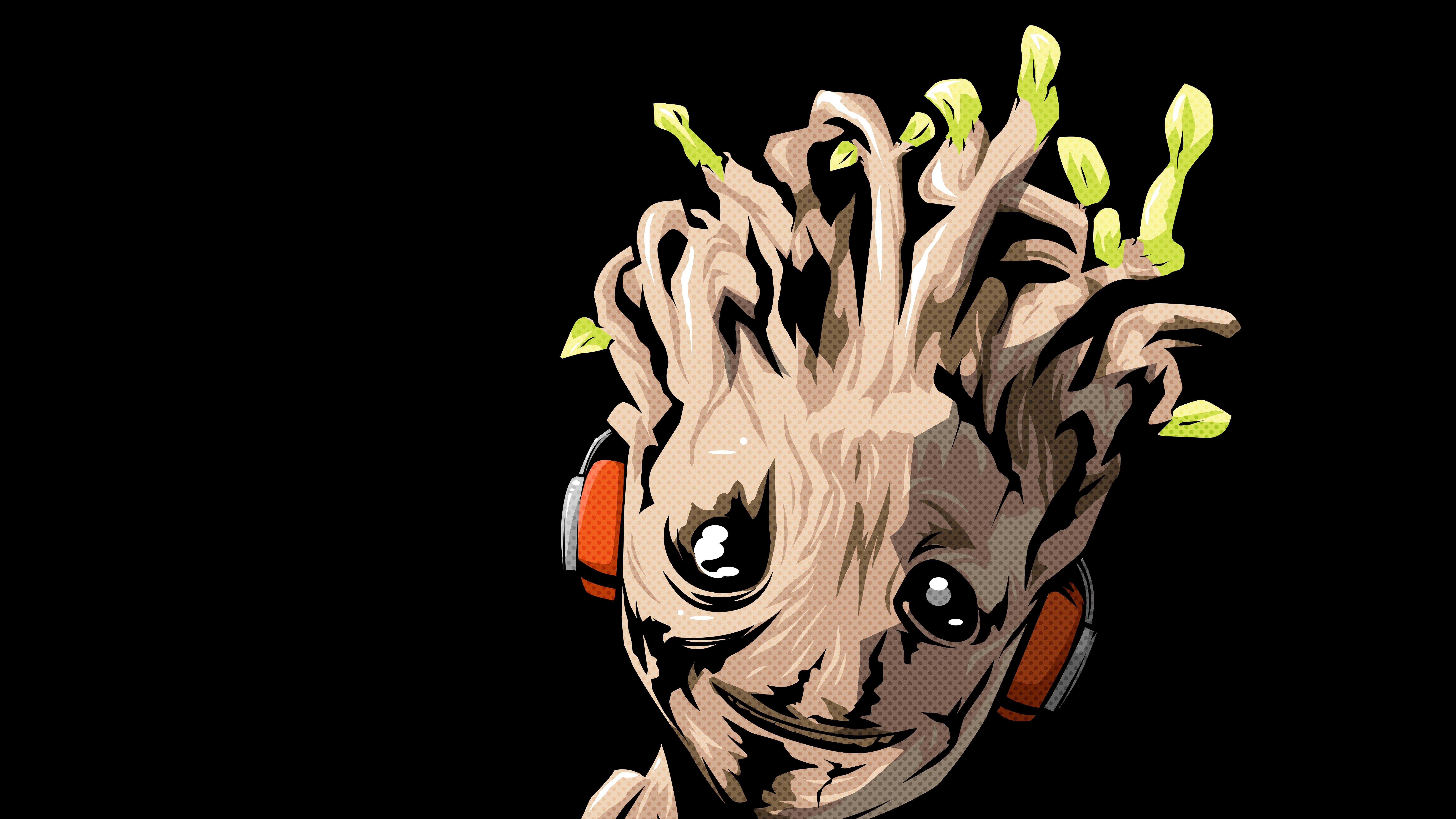 77 Groot HD Wallpapers | Backgrounds - Wallpaper Abyss - Page 2