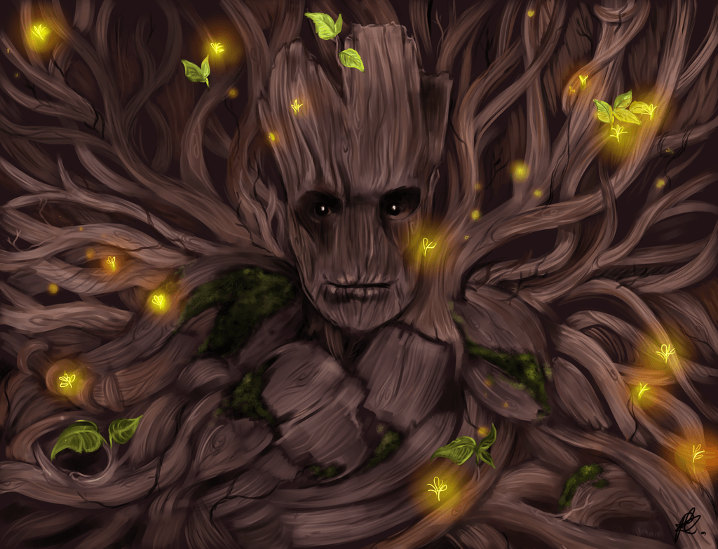 Groot Wallpaper - WallpaperSafari