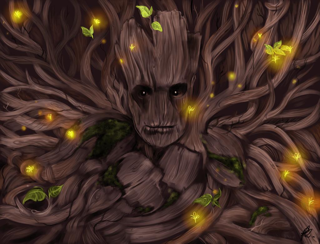 Groot Wallpaper - WallpaperSafari