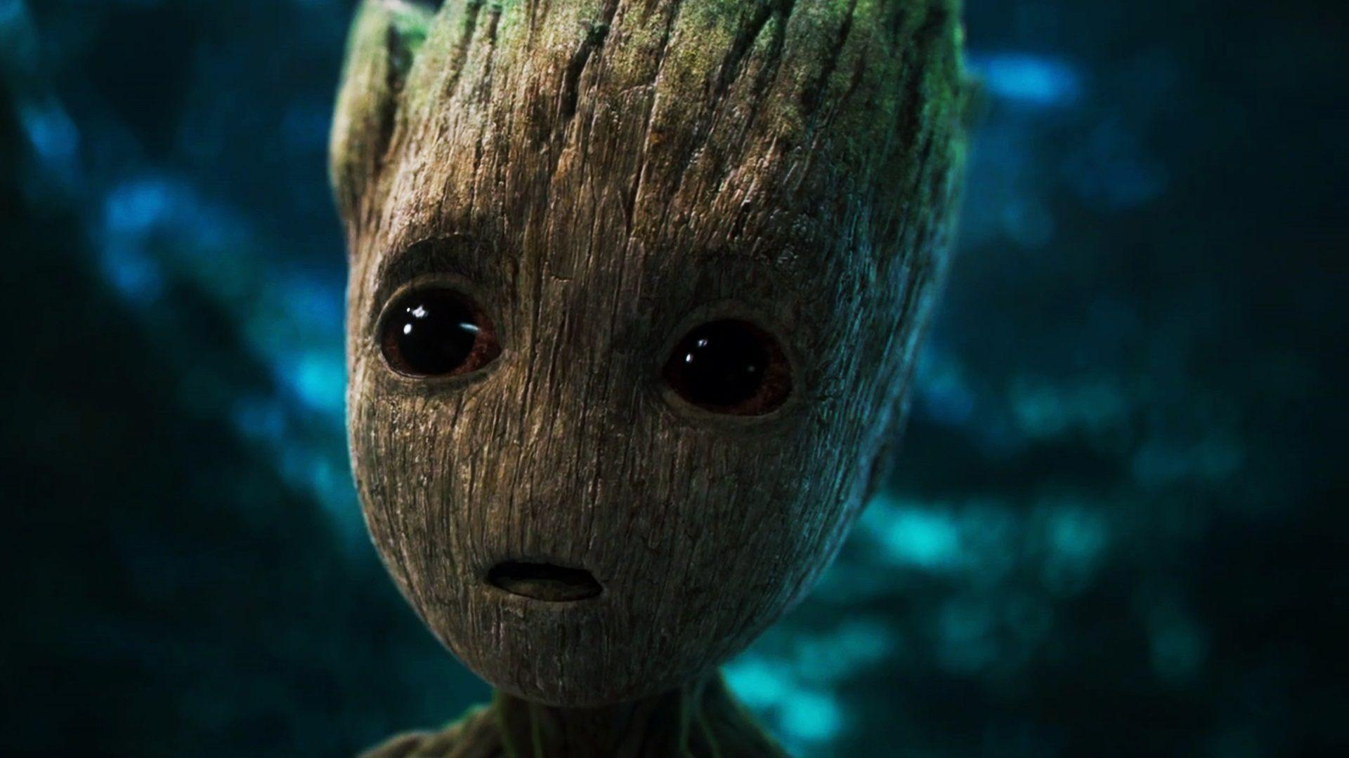 Baby Groot Wallpaper 11575 - Baltana