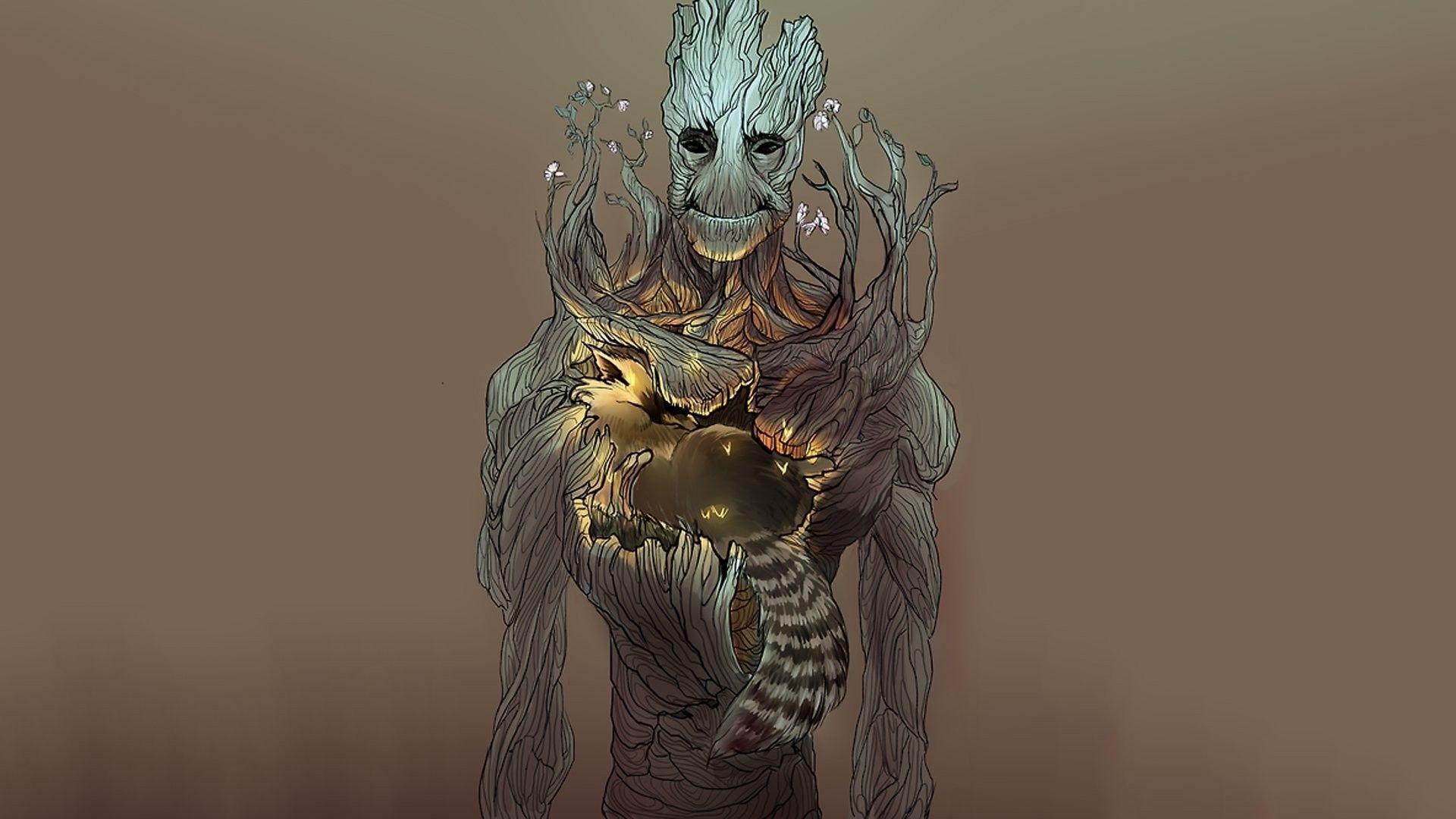 Groot, Guardians Of The Galaxy, Vin Diesel, Marvel Cinematic ...