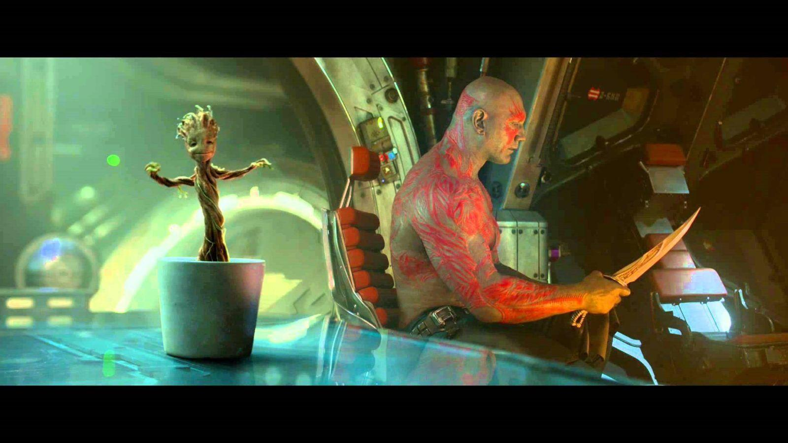 Baby Groot Guardians Of The Galaxy Wallpaper | HD Wallpapers (High ...