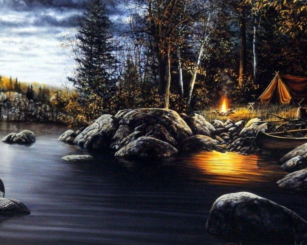Camping Wallpapers - Wallpaper Cave