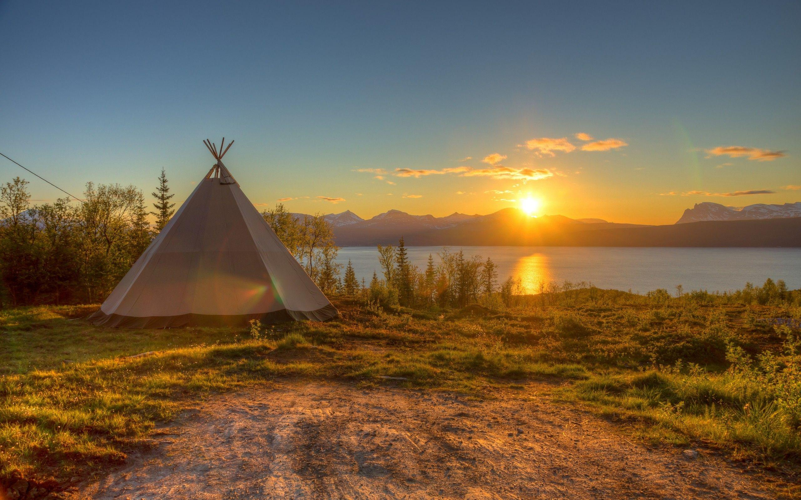 Camping Wallpapers - Wallpaper Cave Camping Forest Wallpaper