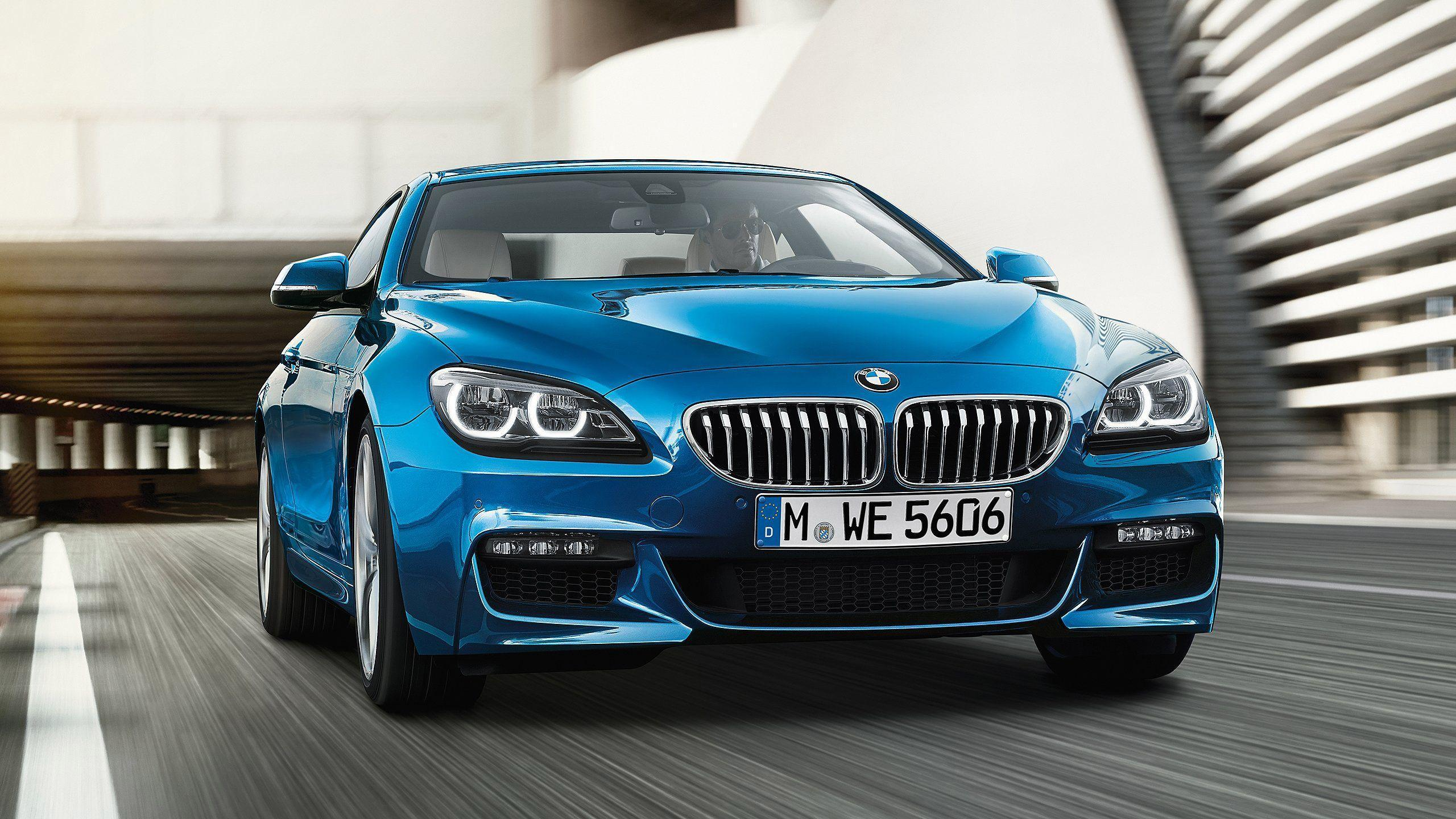 BMW 6 Series 2018 Wallpapers
