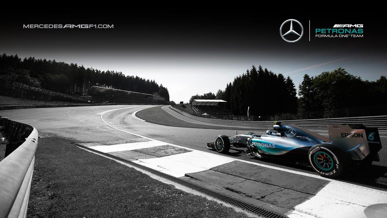 Mercedes AMG Petronas W06 2015 F1 Wallpapers