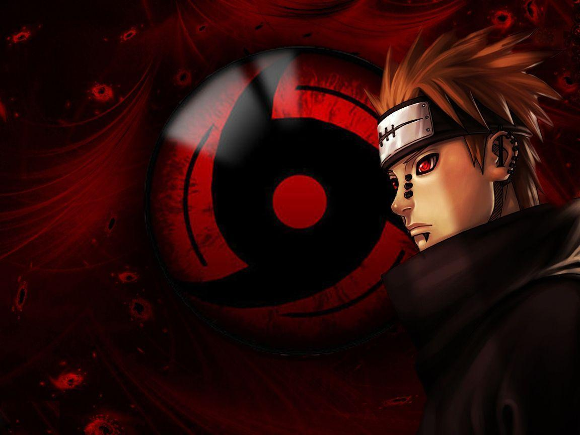 Akatsuki Pain Wallpapers Wallpaper Cave