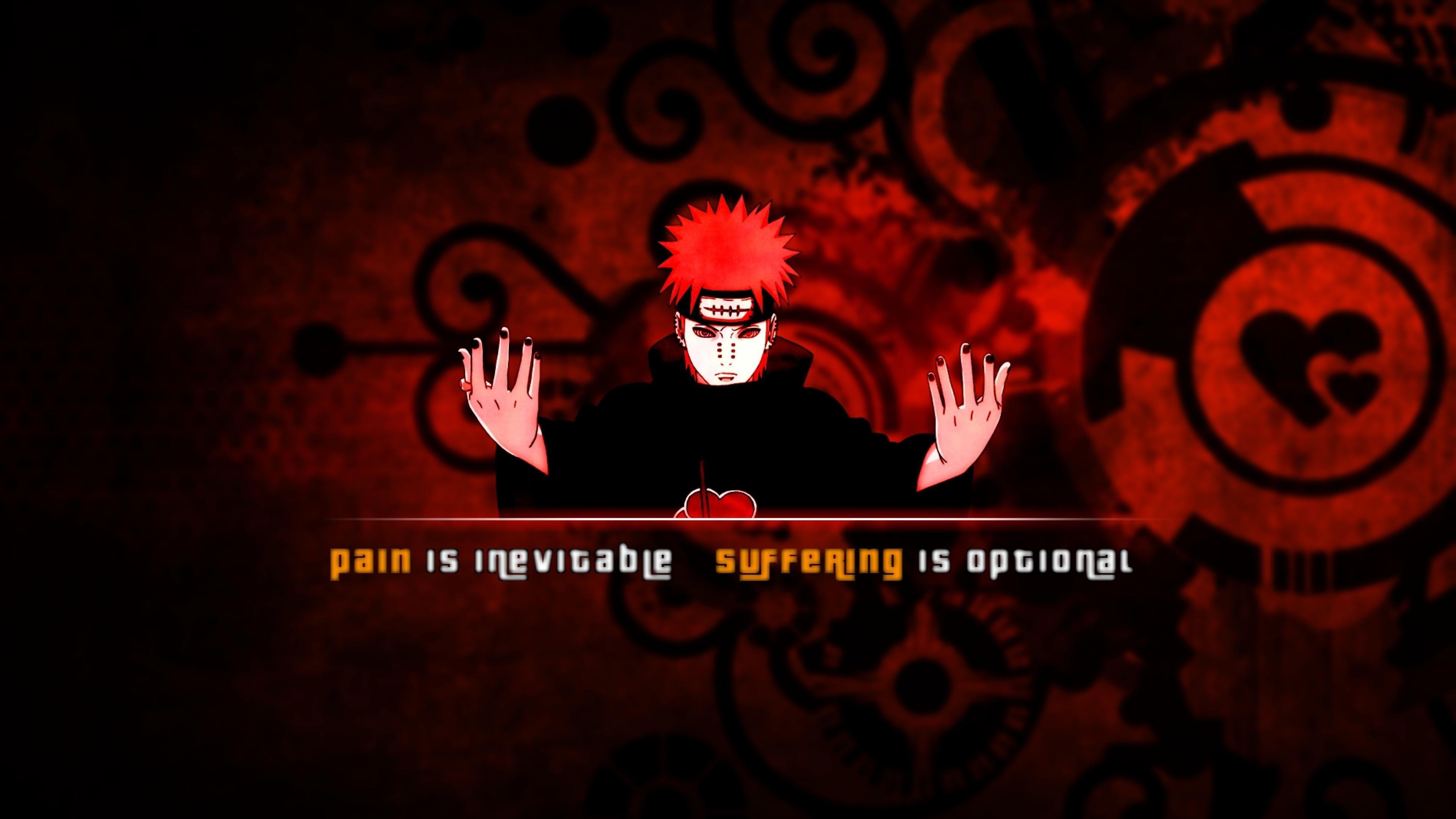 Akatsuki Pain Wallpapers - Wallpaper Cave