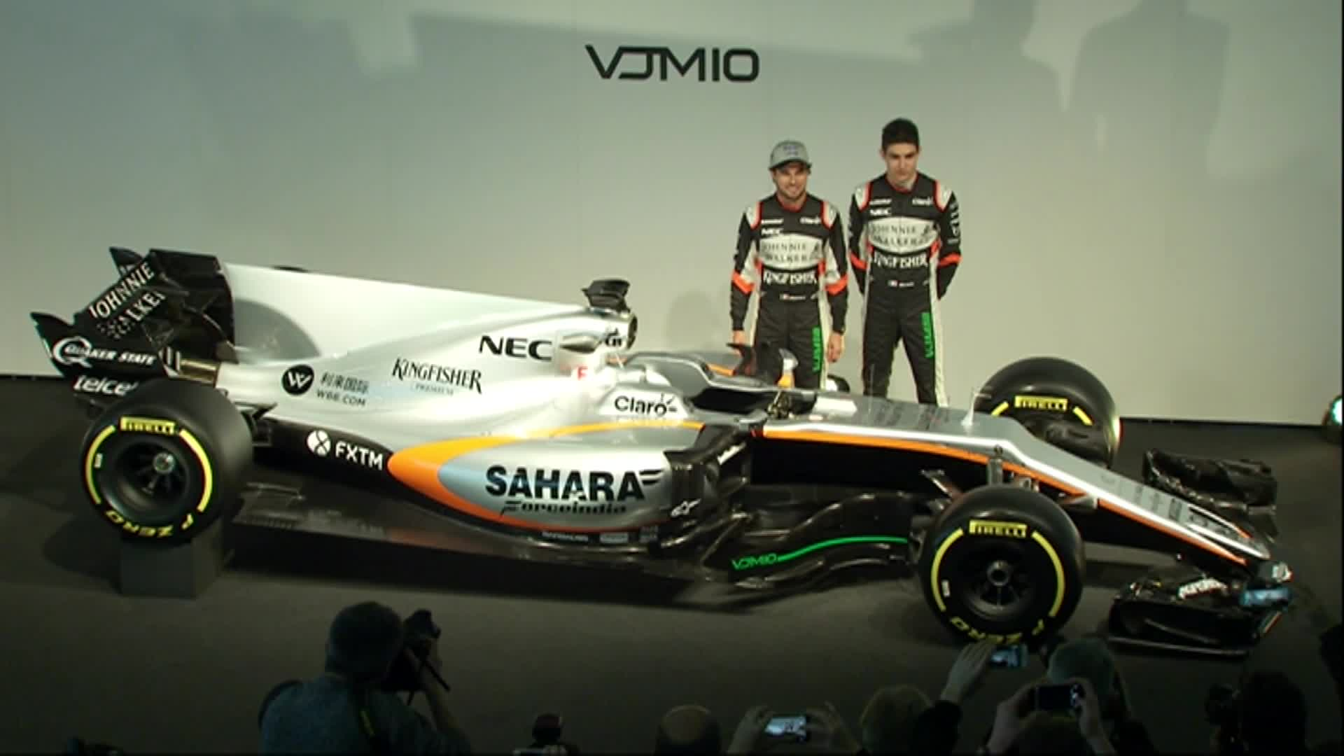 force india vjm10 wallpapers wallpaper cave. Black Bedroom Furniture Sets. Home Design Ideas