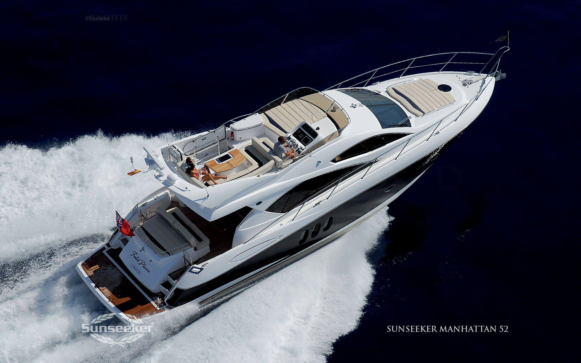 Sunseeker Yachts Wallpapers