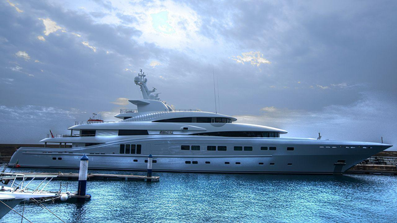 Luxury yachts free Wallpapers