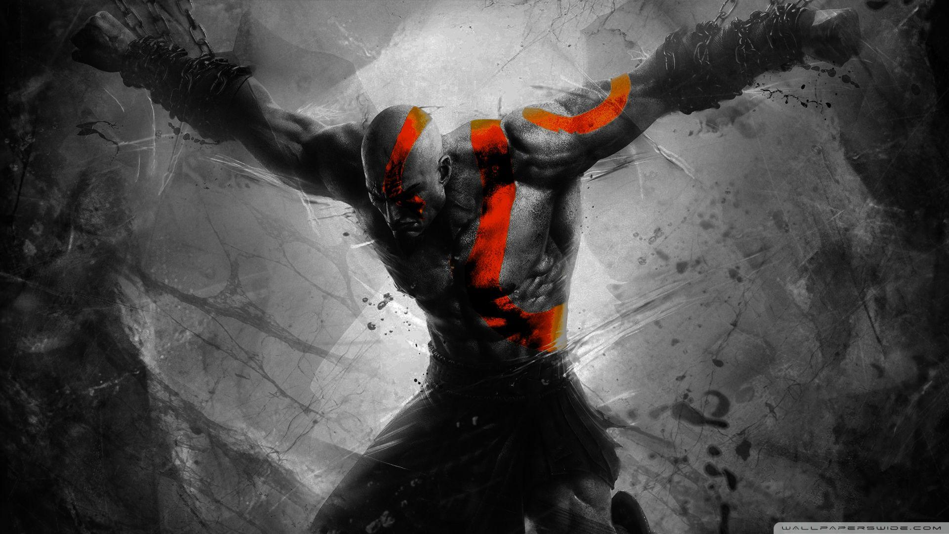 WallpapersWide.com | God Of War HD Desktop Wallpapers for ...