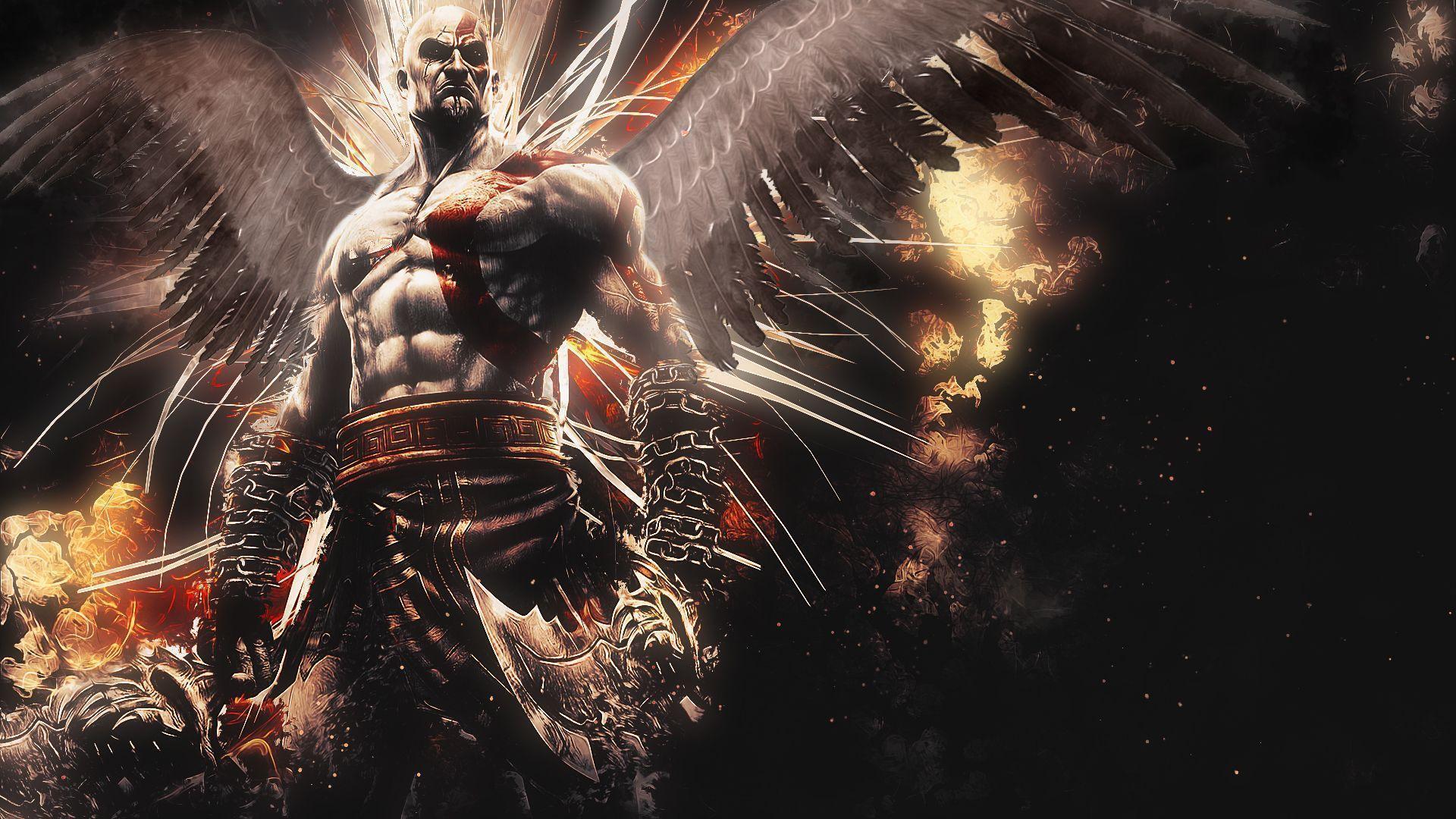 Full HD 1080p God of war Wallpapers HD, Desktop Backgrounds ...