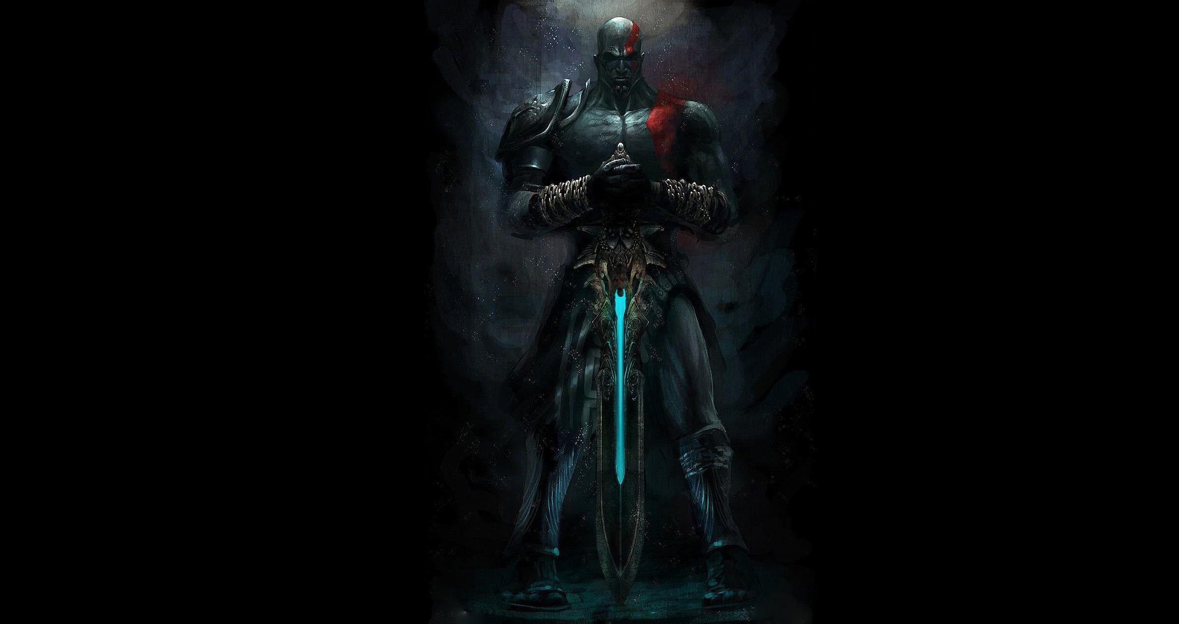 38 God Of War III HD Wallpapers | Backgrounds - Wallpaper Abyss