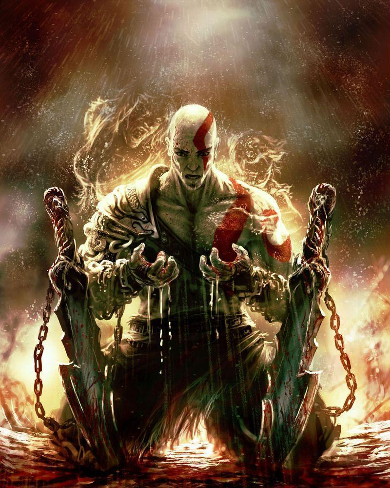 God of War 4 HD Images Wallpapers [729] - HD Wallpaper Backgrounds