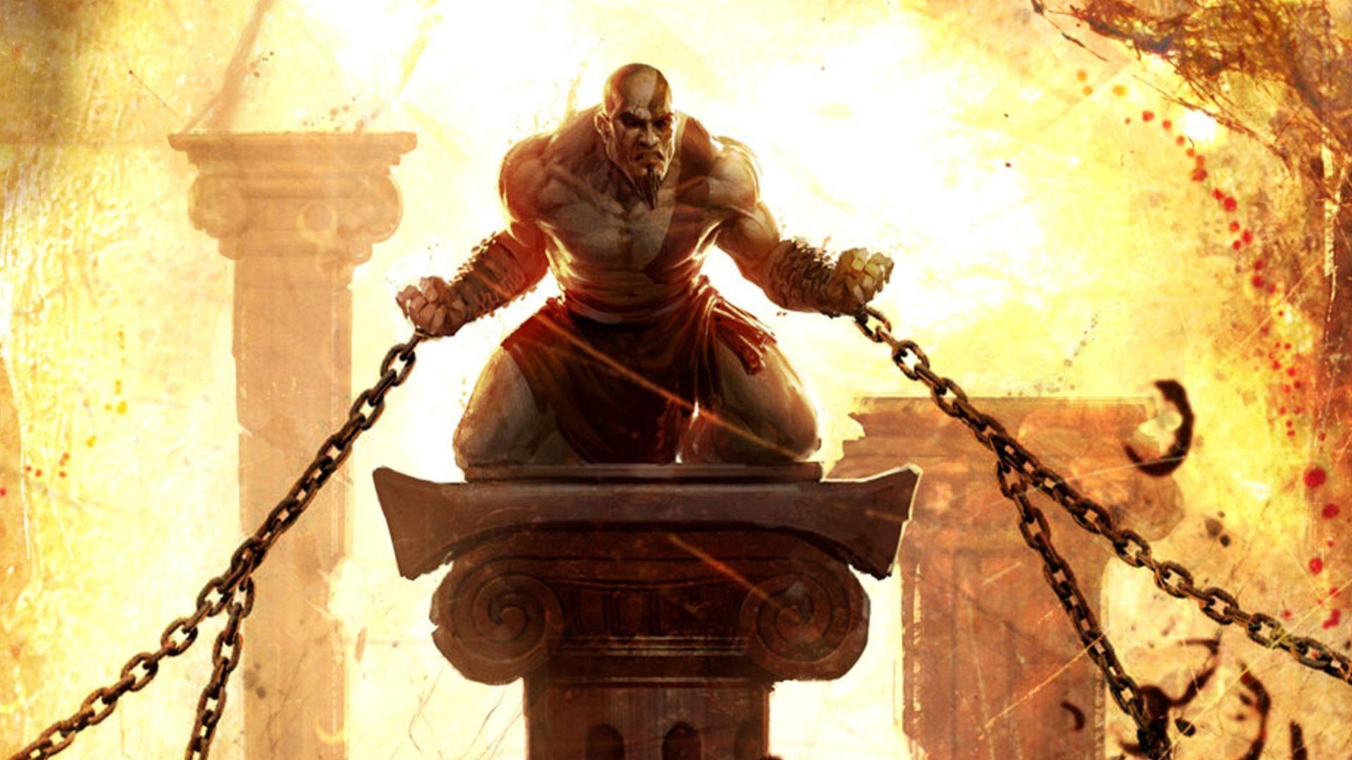 PS3 & Vita Wallpapers - God of War Ascension - PlayStation LifeStyle