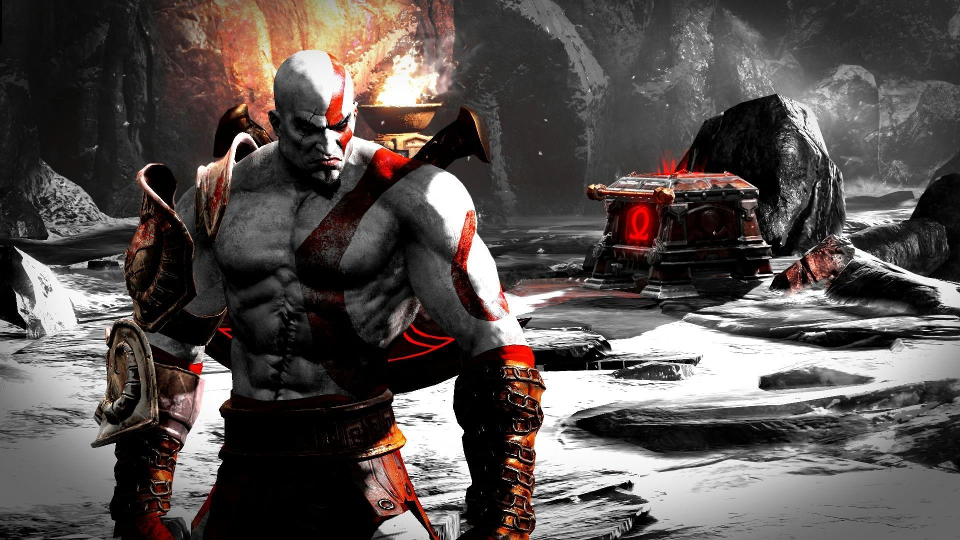 Free Download God Of War 3 Wallpapers | PixelsTalk.Net
