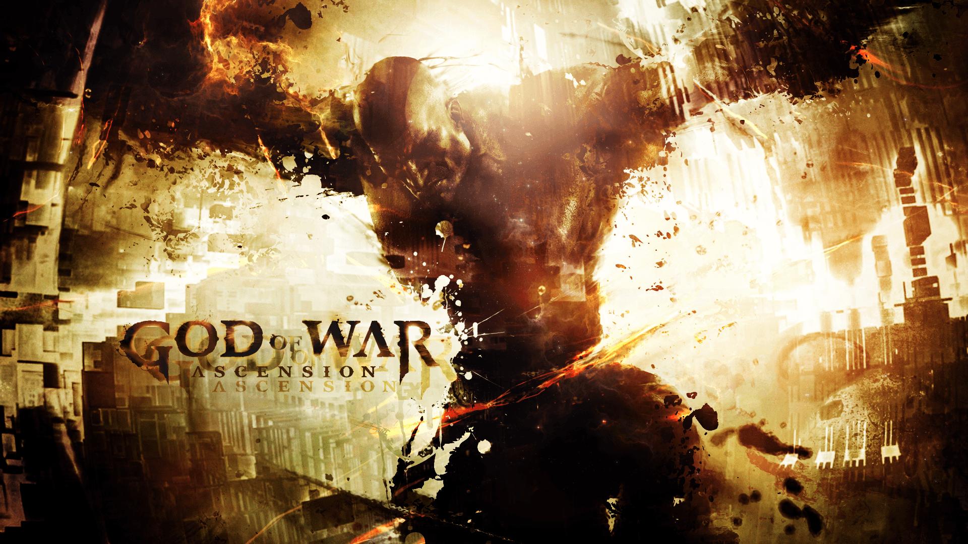 God Of War Ascension - wallpaper.