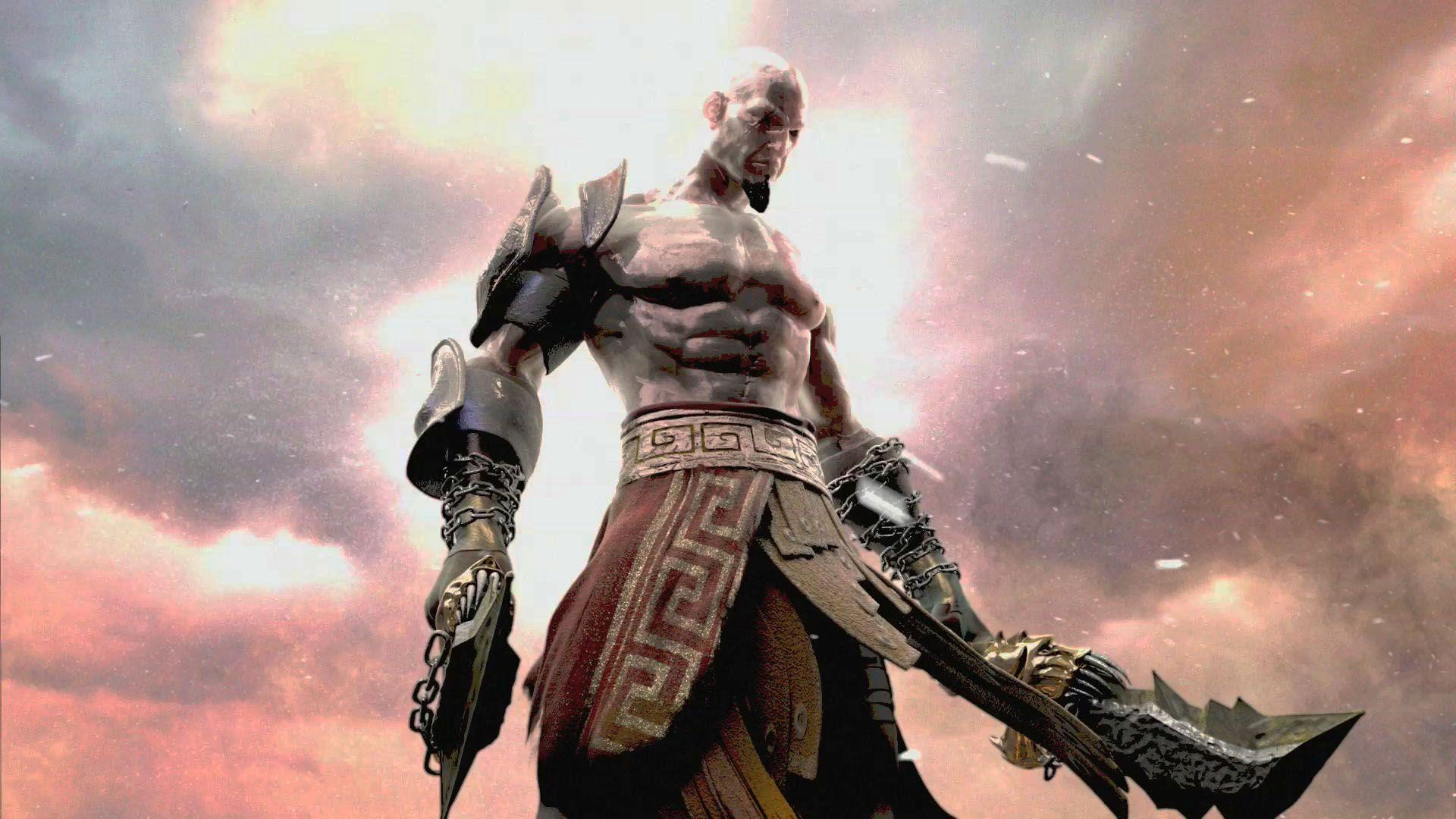 43 Free God Of War Wallpapers