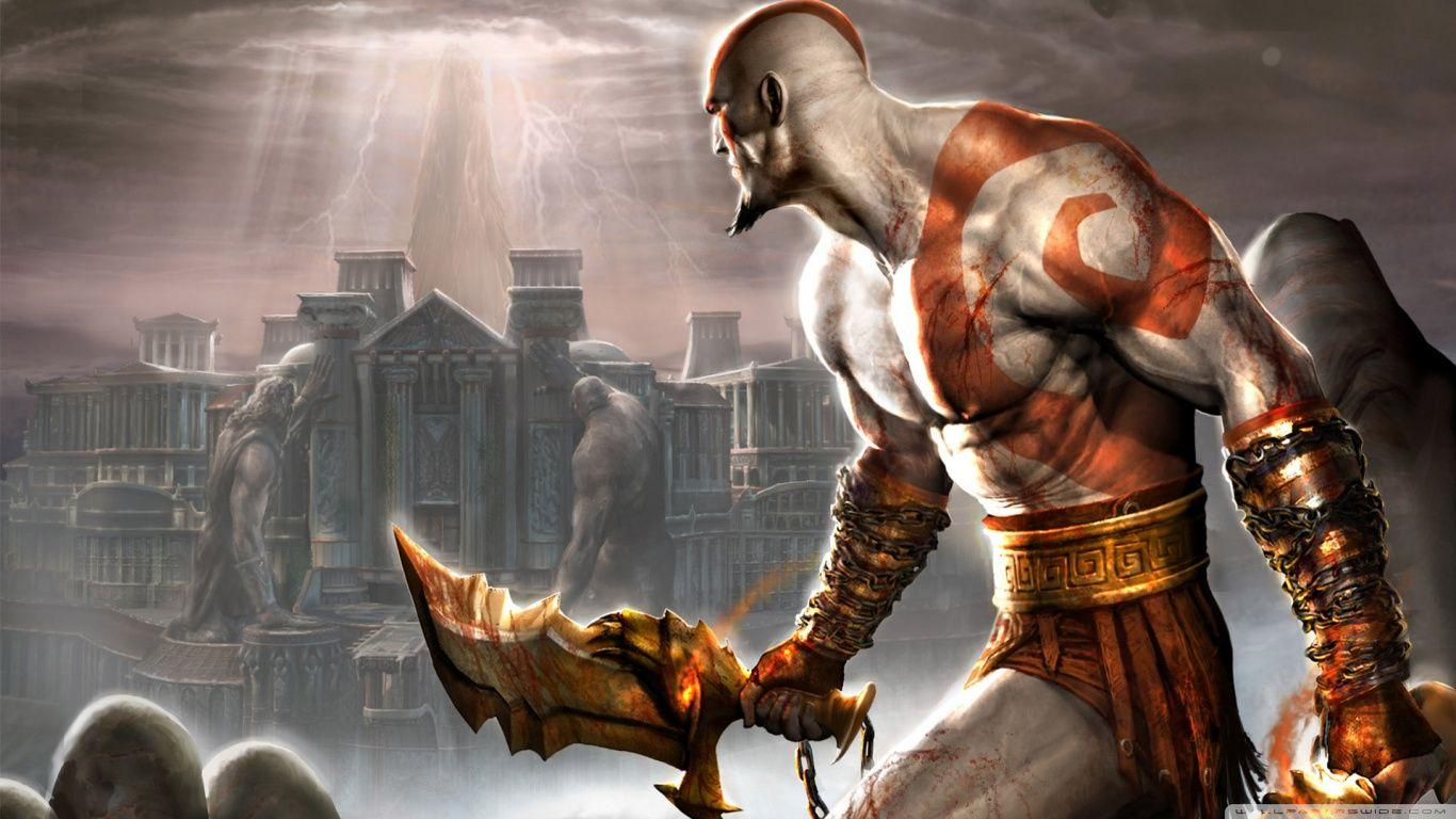 God Of War HD desktop wallpapers : Widescreen : High Definition