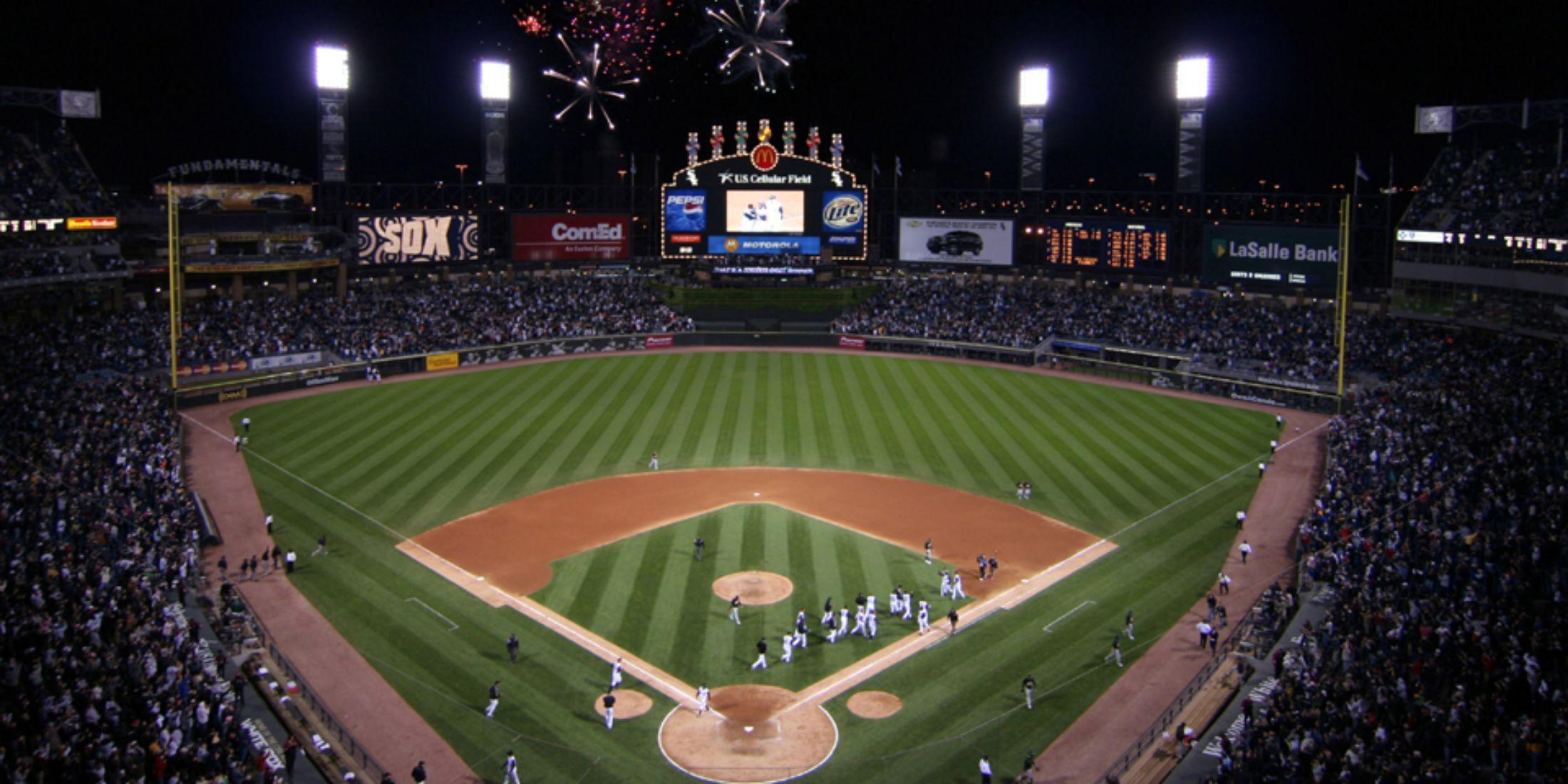 Chicago White Sox Stadium Wallpaper Full Hd Pictures