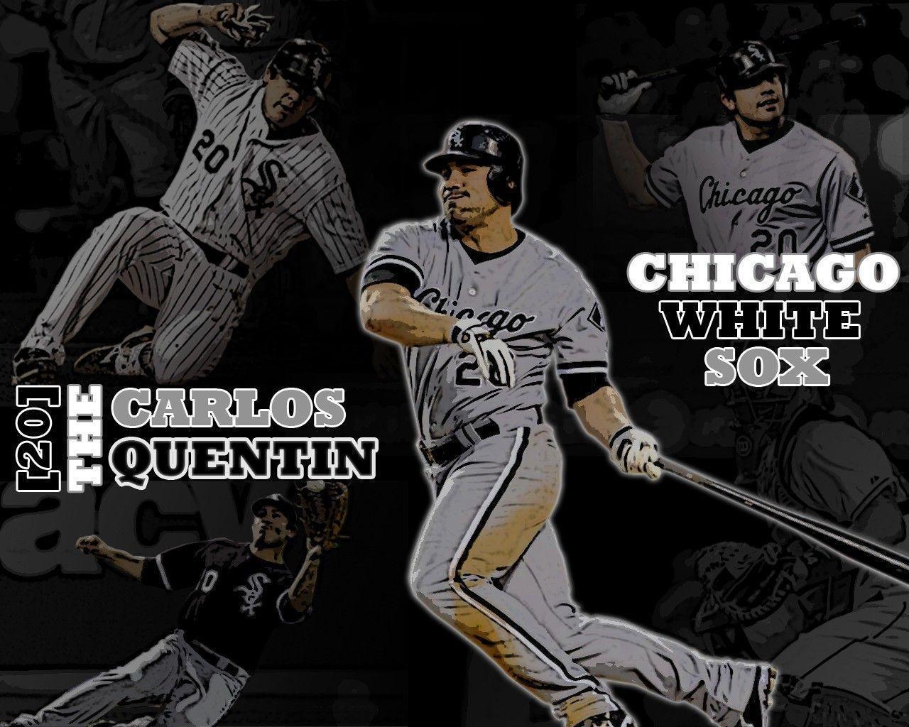 HQ Baseball Chicago White Sox Whitesox Quentin Wall Wallpapers