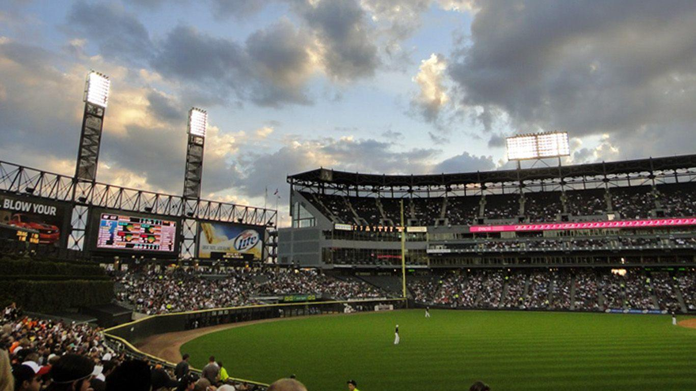 Chicago White Sox Wallpaper Hd Background Desktop