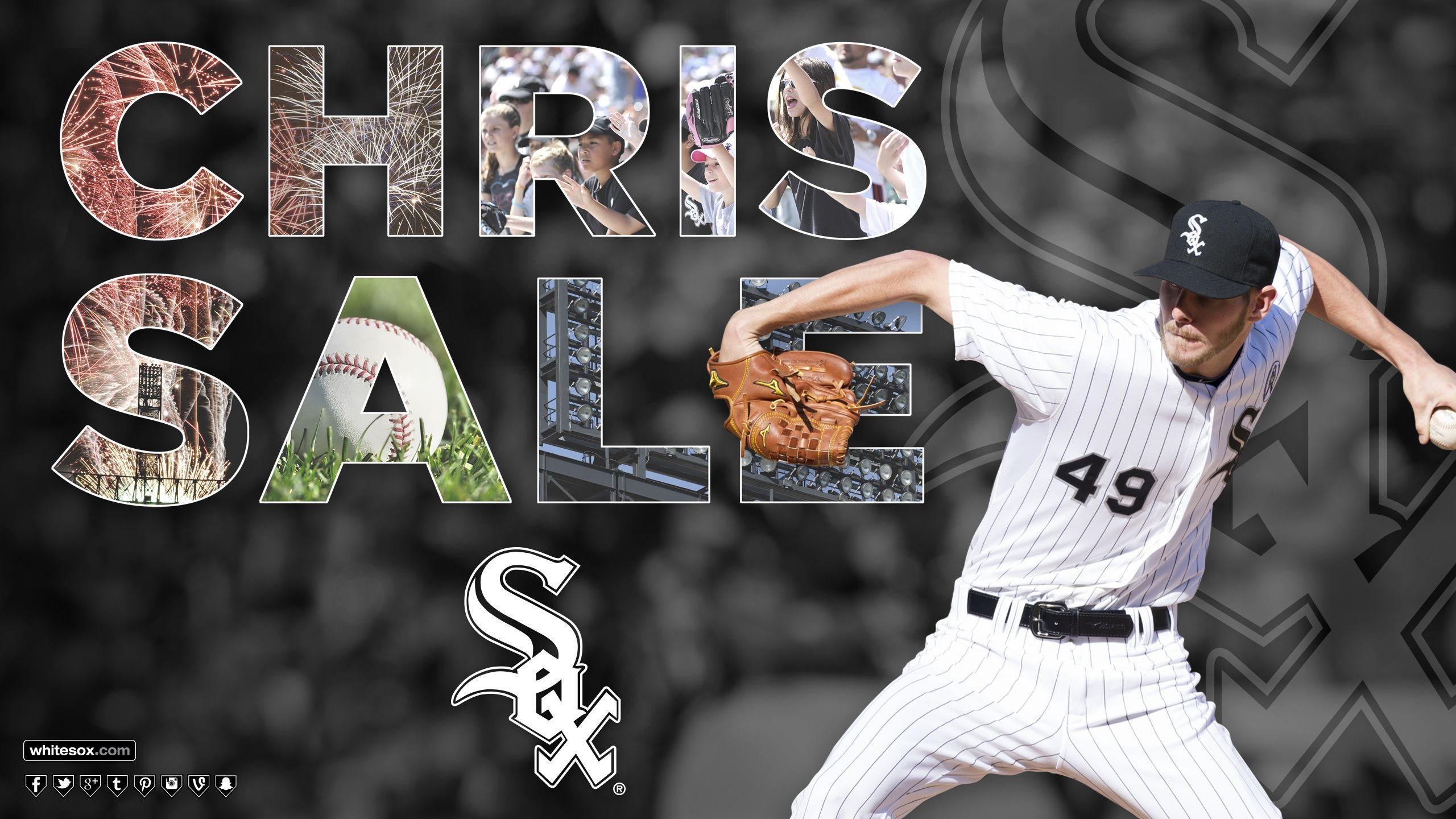 MLB Chicago White Sox Chris Sale wallpapers HD 2016 in Baseball