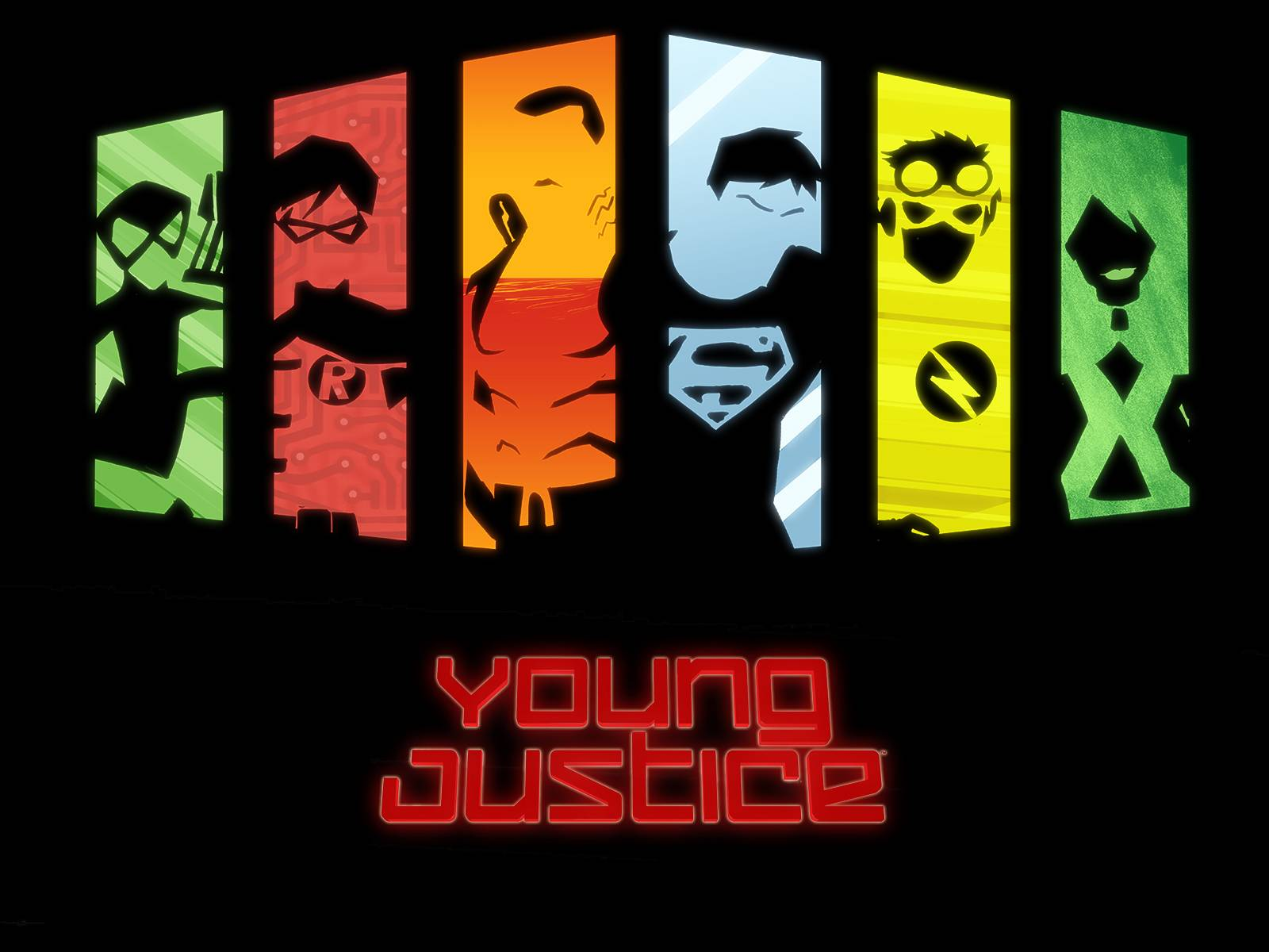 Kid Flash Young Justice Wallpaper