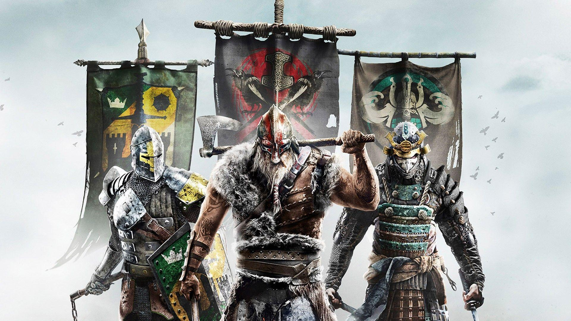 For Honor Wallpapers - Wallpaper Cave