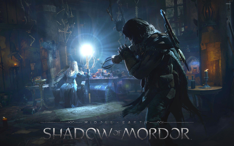 Shadow Of Mordor Wallpaper