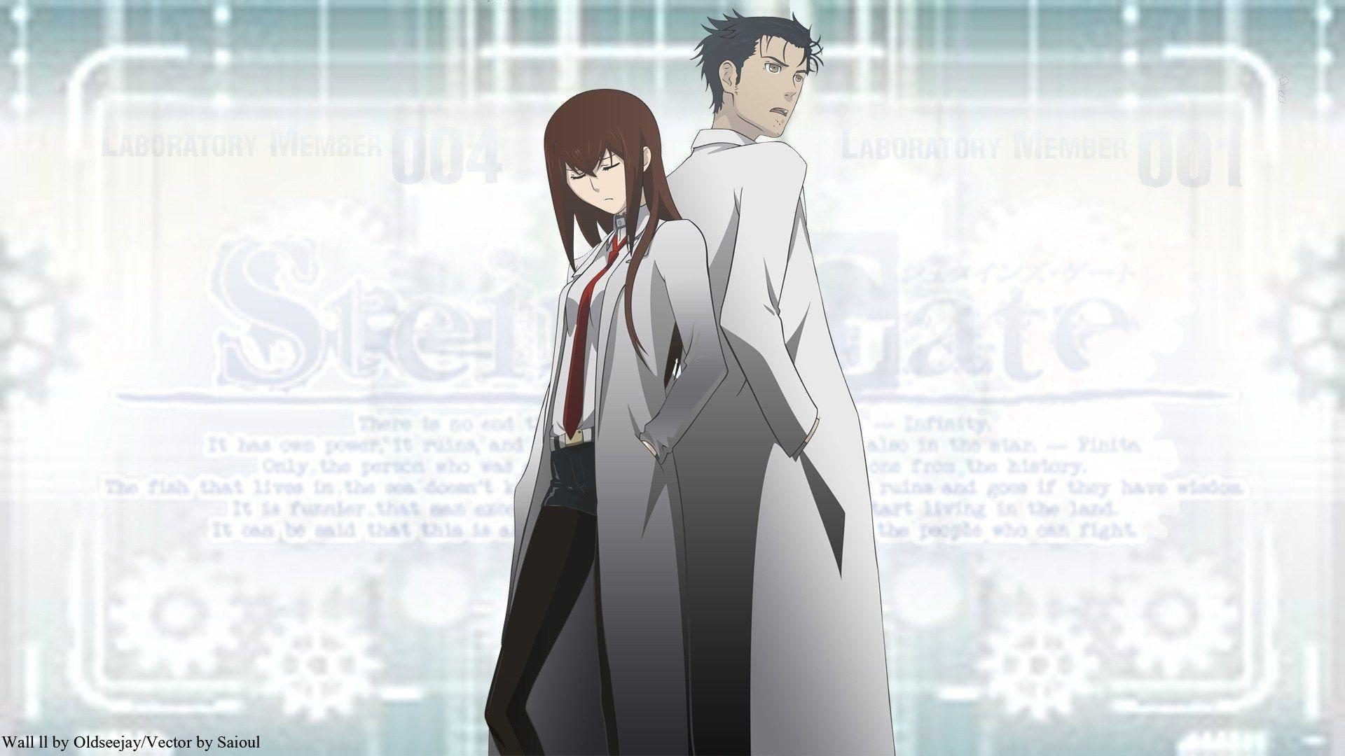 Steins;Gate HD Wallpapers and Backgrounds
