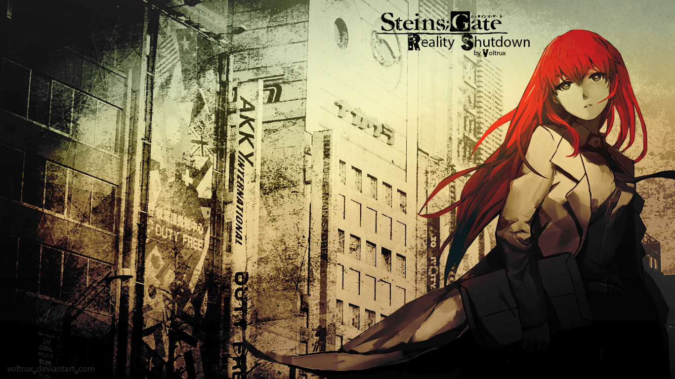 DeviantArt: More Like Anime Steins Gate Wallpapers [1920x1080] HD