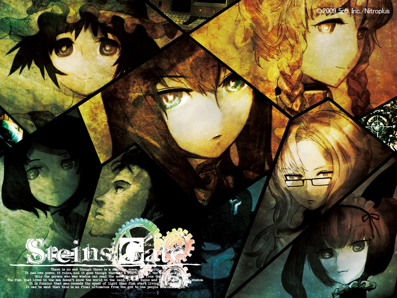 Steins;Gate Computer Wallpapers, Desktop Backgrounds