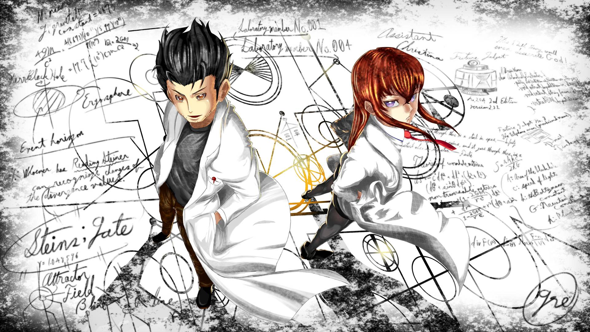 Steins;Gate Wallpapers - Wallpaper Cave