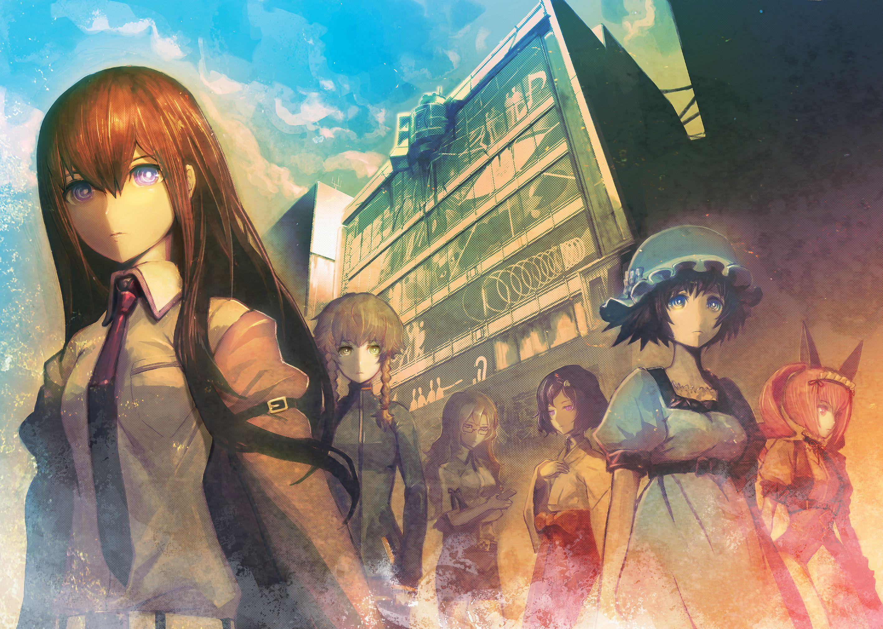 Steins Gate Wallpapers 1080p