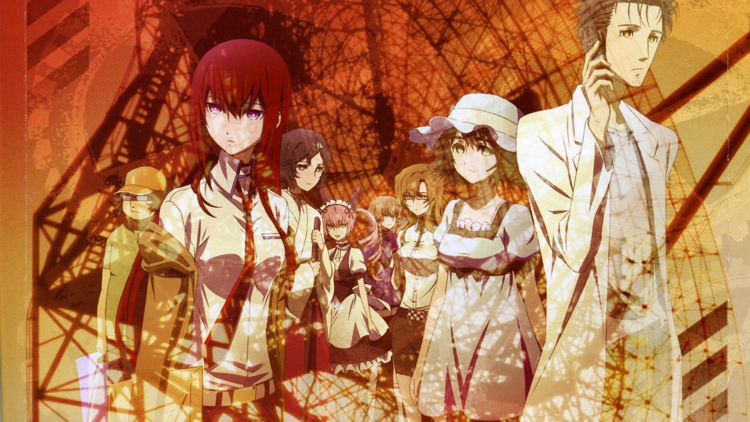 Steins Gate Wallpapers Wallpaper Cave