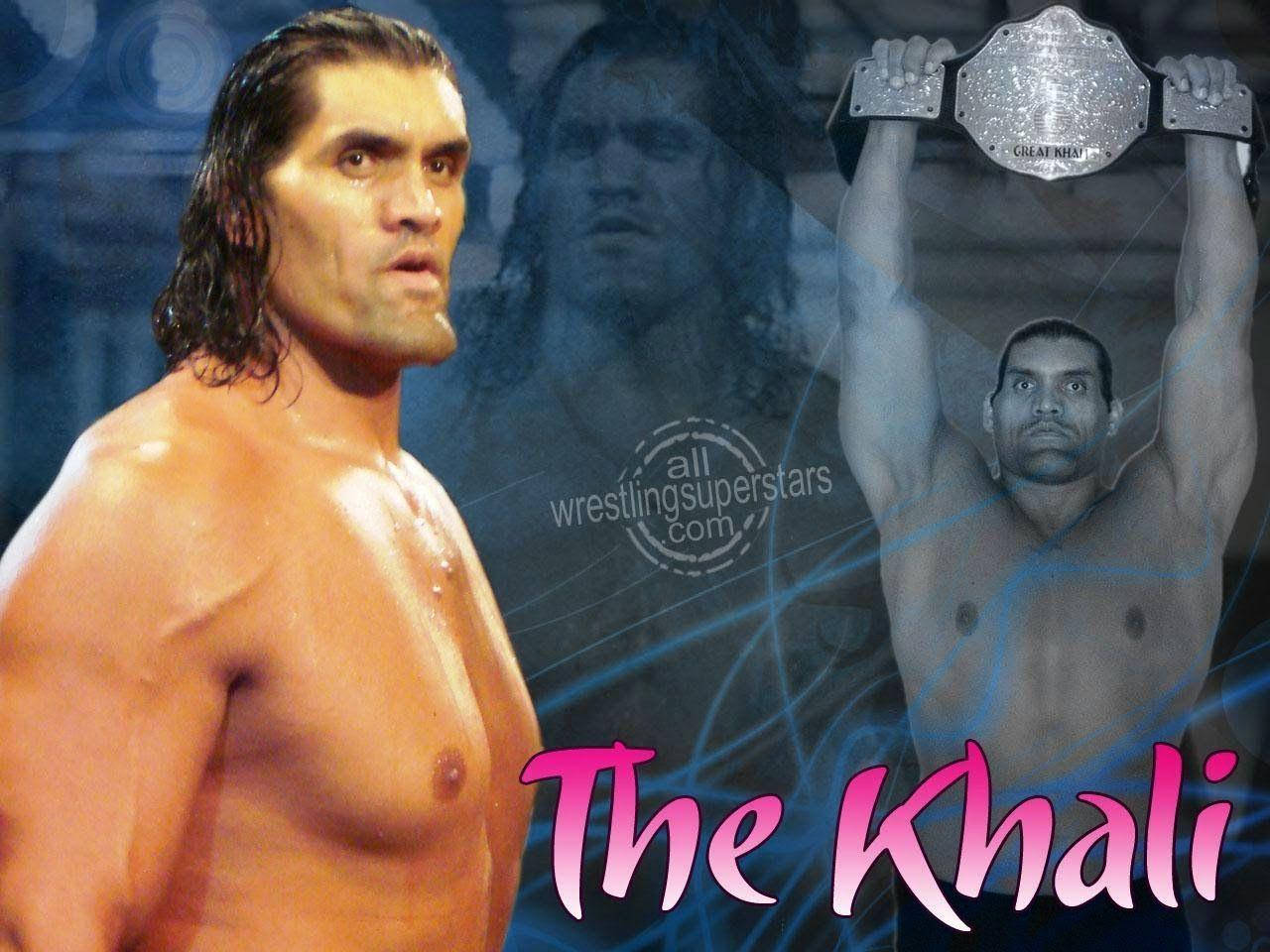 The Great Khali Wallpapers