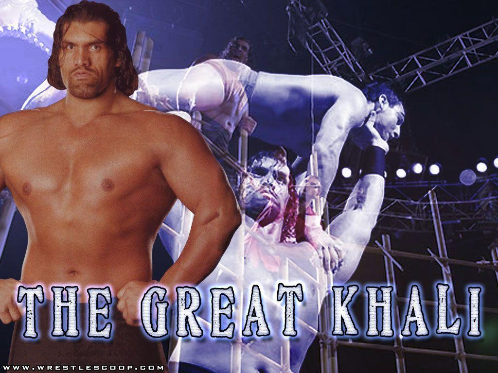 WRESTLESCOOP.COM :: THE GREAT KHALI WALLPAPER