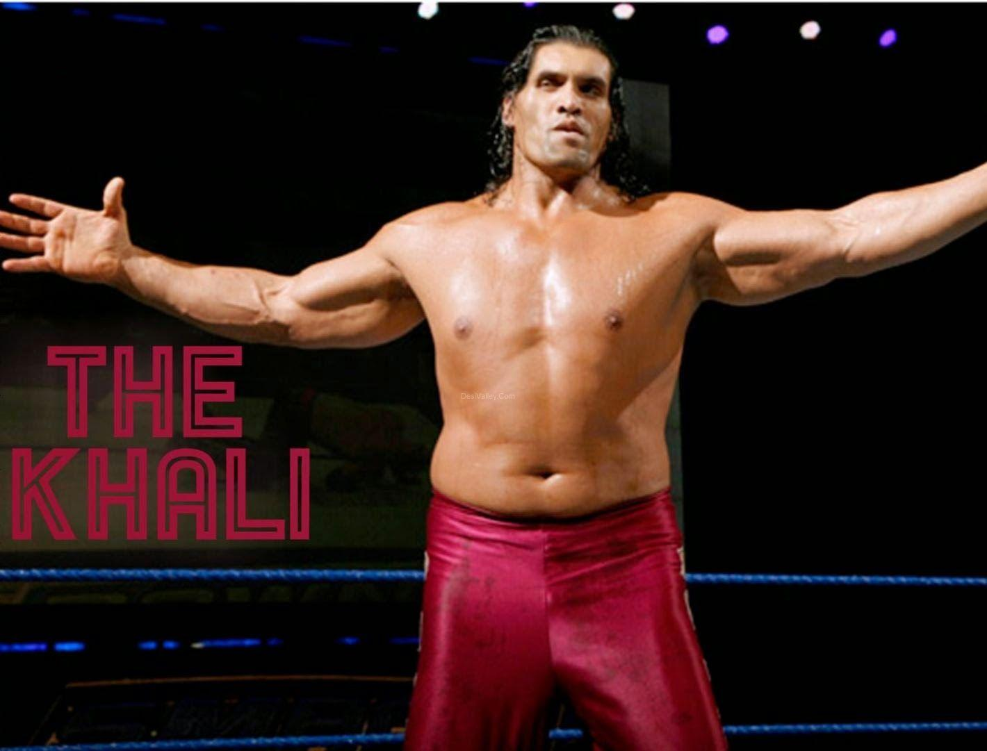 The Great Khali HD Wallpapers