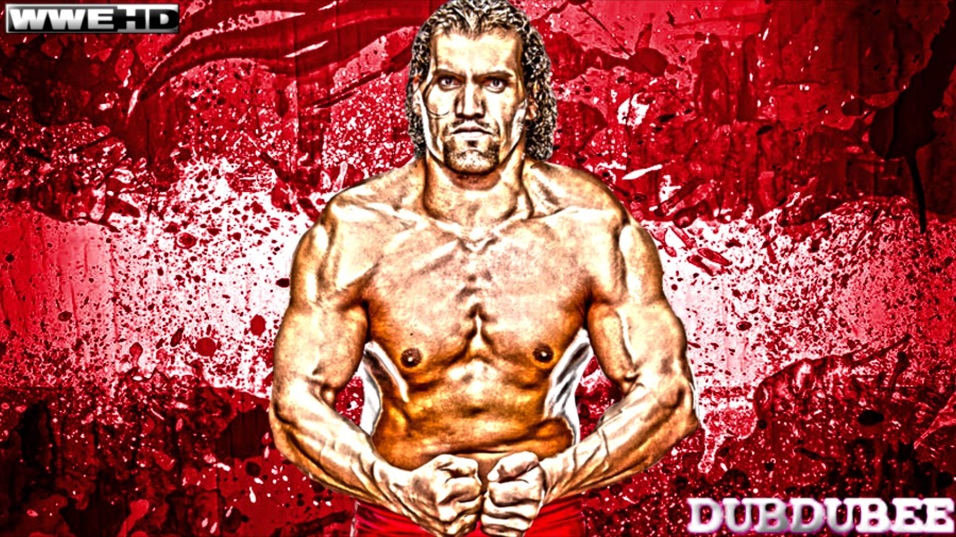 "WWE: 3rd The Great Khali Theme Song ""Land of Five Rivers"" 2012"