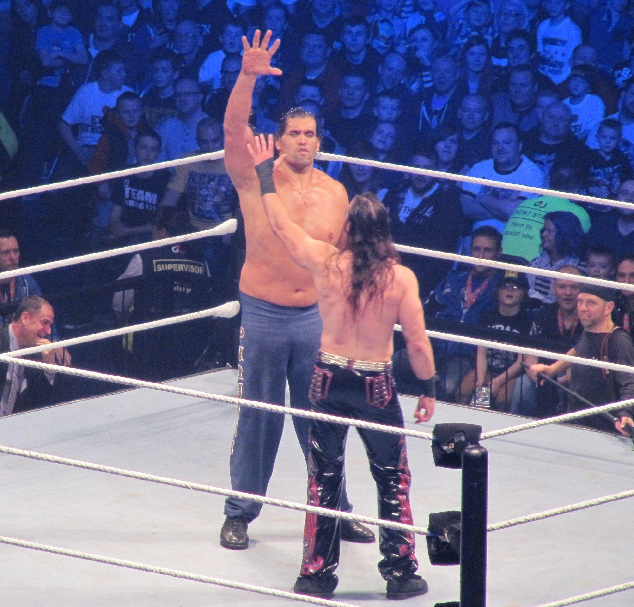 Great Khali Pictures and Wallpapers