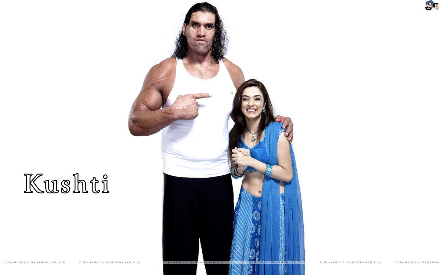 Wallpapers Subtle The Great Khali In Kushti 1440x900