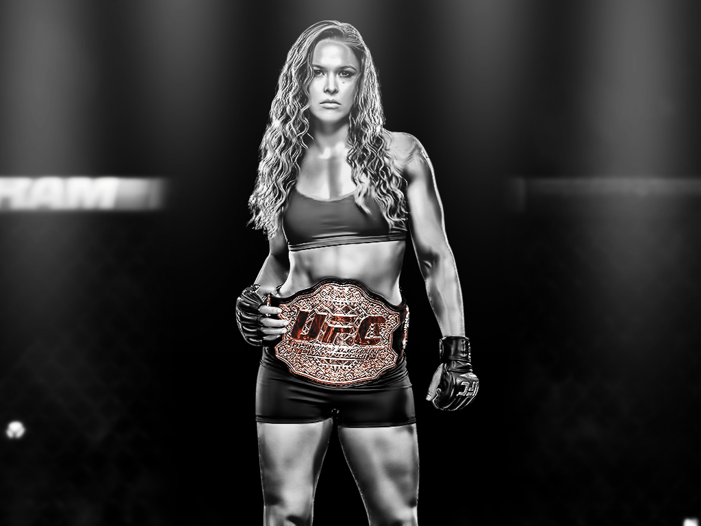 Collection of Ronda Rousey Wallpapers on HDWallpapers