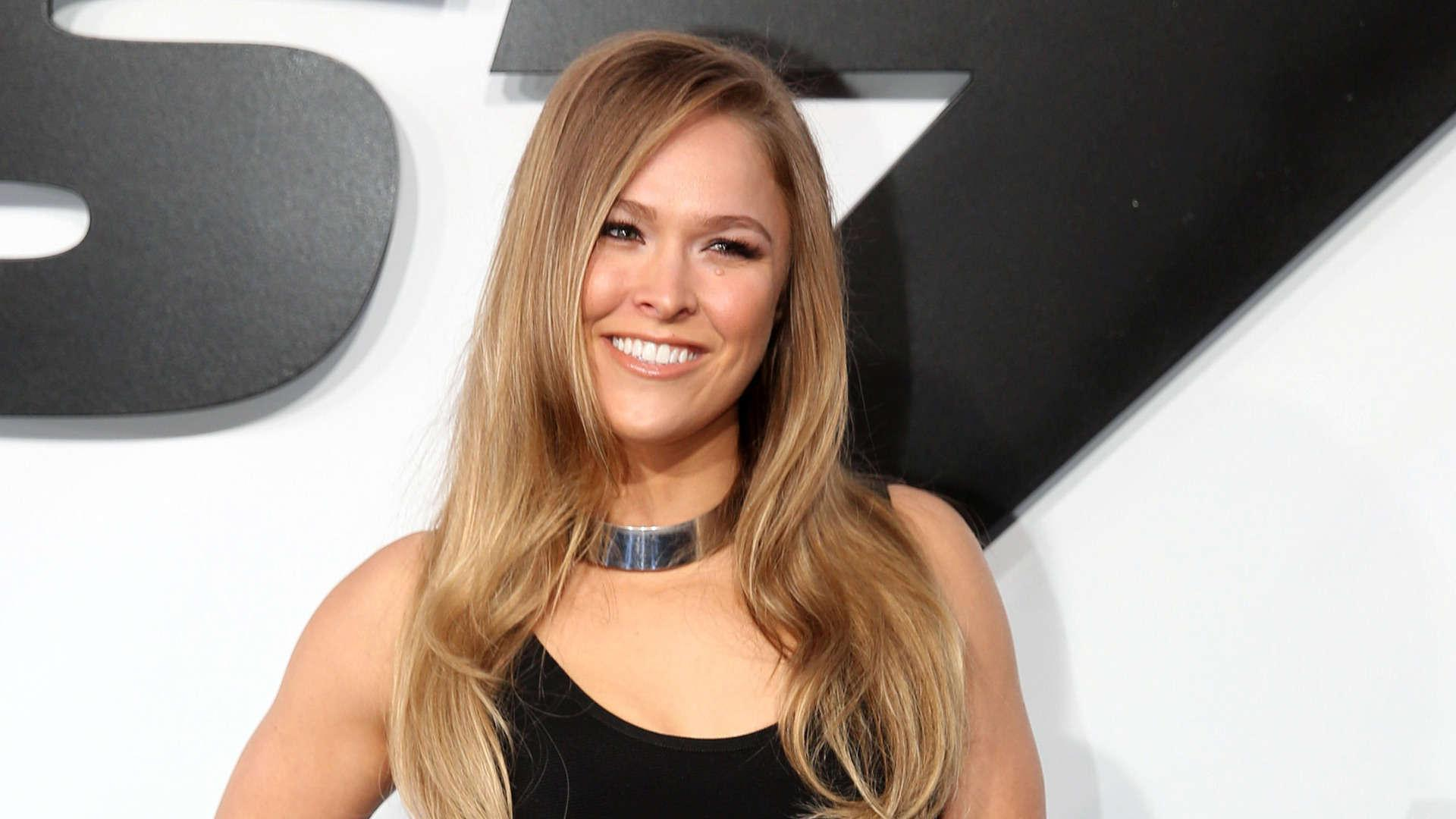 Ronda Rousey Iphone Wallpapers