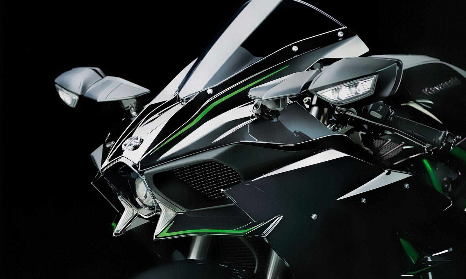 Kawasaki Ninja H2R HD Wallpapers | HD Wallpapers (High Definition ...