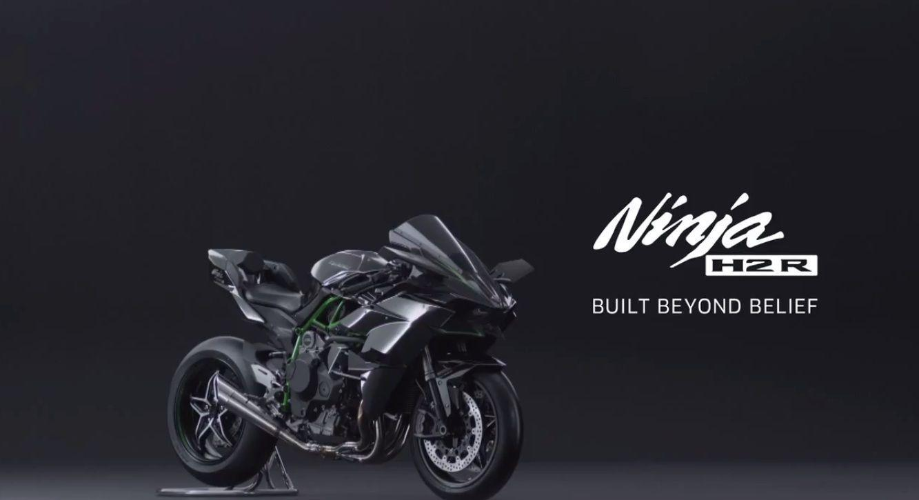 Kawasaki Ninja H2r Wallpapers Wallpaper Cave