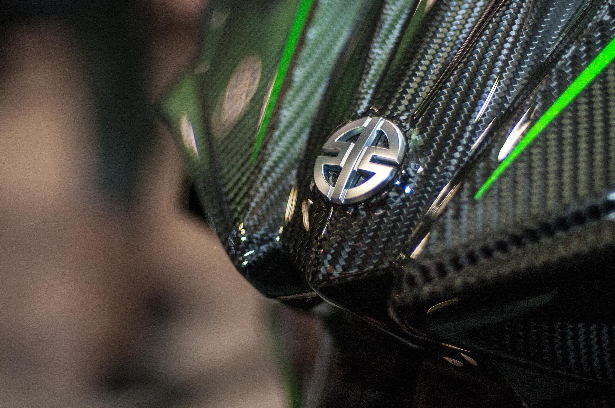 Up-Close with the Kawasaki Ninja H2R | Ninja H2 Forum
